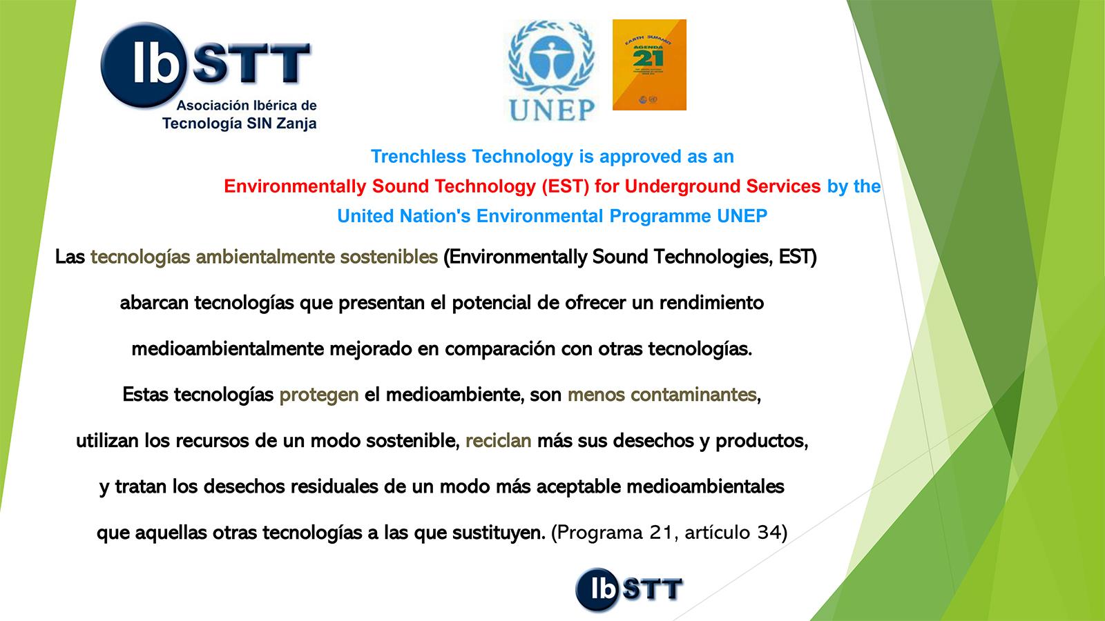 Tecnologías ambientales sostenibles