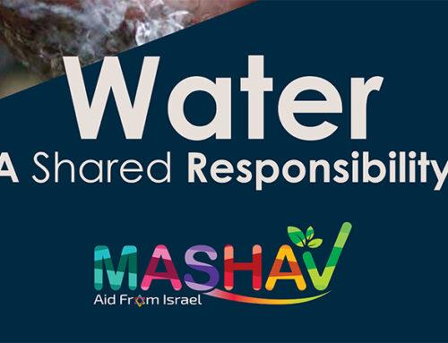 Evento de Agencia israelí de Cooperación Internacional al Desarrollo (MASHAV) sobre tecnologías e innovación de aguas