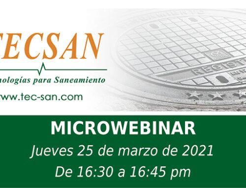 Microwebinar: Mini-Reel, cámaras de inspección para pequeños diámetros