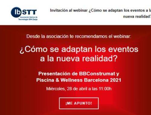 Presentación virtual del salón BBConstrumat y Piscina & Wellness Barcelona