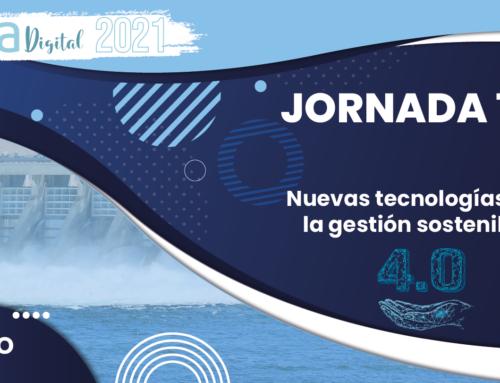 """Jornada Digital SMAGUA 2021, """"Nuevas tecnologías y materiales en la gestión sostenible e innovadora del agua"""""""