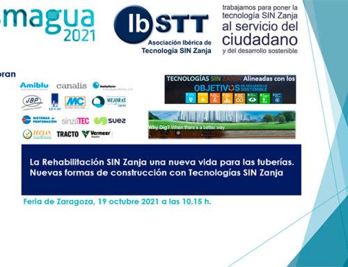 IBSTT reune al sector de la tecnología sin zanja en torno a SMAGUA 2021